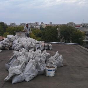 Почистване на покриви