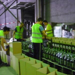 Осигуряване на помощен персонал в завод КАМЕНИЦА АД.