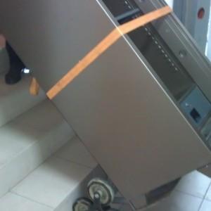 Специализирана техника за метални каси и тежки съоръжения.